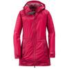 Outdoor Research W's Helium Traveler Jacket scarlet